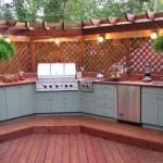Ideas Your Own Prefab Outdoor Kitchens