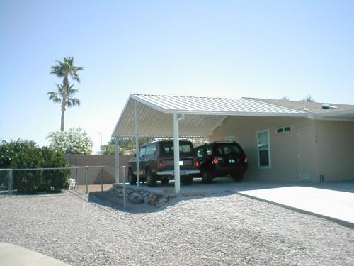 Improve Your Mobile Home Specialize Carport