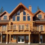Information Log Home Shell Packages Cabins Canada
