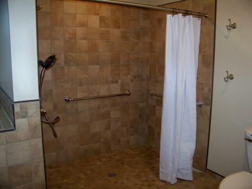 Install Quite Few Curbless Showers Most