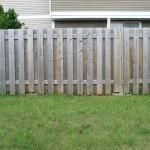 Installing Prefabricated Wood Fencing Yahoo Voices