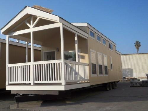 Instant Mobile House Extreme Value Country Loft Motorhome