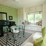 Interesting Black Green Color Combos Used Interior Cor