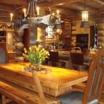Interior Design Ideas Beautiful Log Cabin Homes