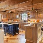 Interior Design Ideas Douglas Lake Log Cabin Homes Lighting