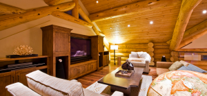 Interior Design Ideas Modern Traditional Log Cabin Homes