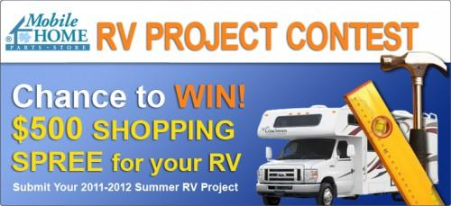 Introducing Our Newest Contest Mobile Home Parts Store Judging Its