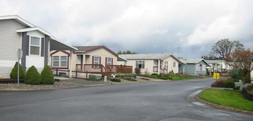 Investment Mobile Home Park