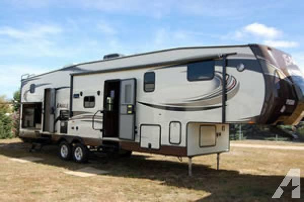 Jayco Eagle Bhts Fifth Wheel Sale Fargo North Dakota