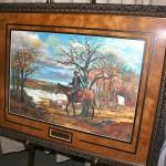 John Bell Back Fort One Several Art Pieces