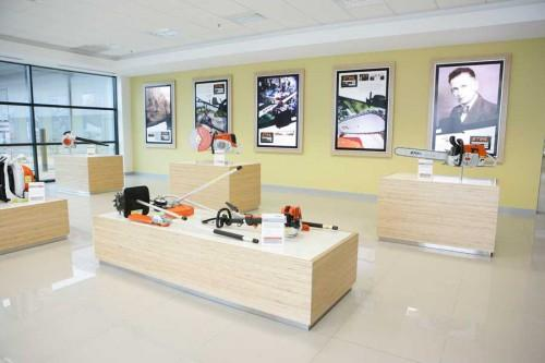 Jpeg Stihl Display