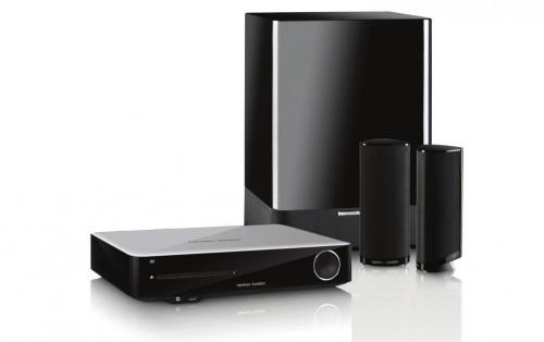 Kardon Bds Integrated Blu Ray Disc Home Theater System