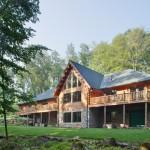 Katahdin Cedar Log Homes Design Build Firms