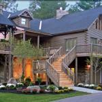 Katahdin Cedar Log Homes Extreme Home Showcase