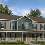 Kensington Story Style Modular Homes