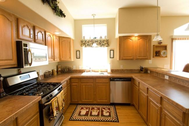 Kitchen Cabinets Mobile Home