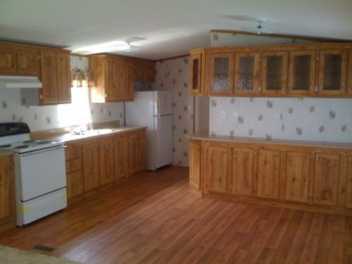 Kitchen Mobile Home