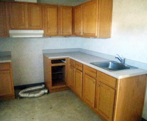 Kitchen Renting Mobile Home Extra Income