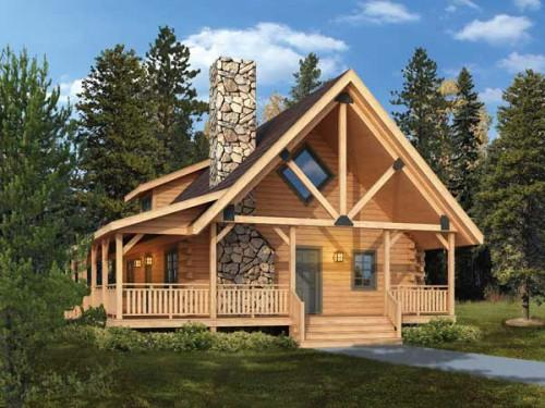Kuhns Bros Log Homes