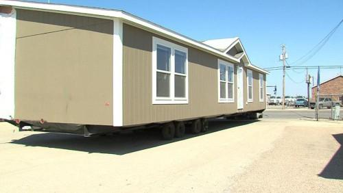Lack Apartments Causing Record Mobile Home Sales