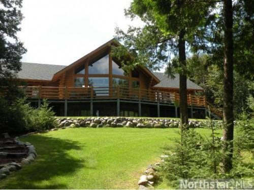 Laporte Log Home Sale