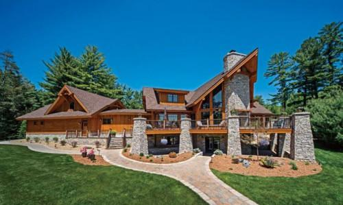 Large Scale Hybrid Home Wisconsin