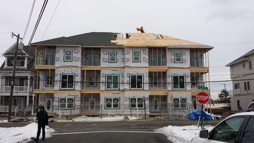 Larger Apartment Building Just Delivered New Jersey