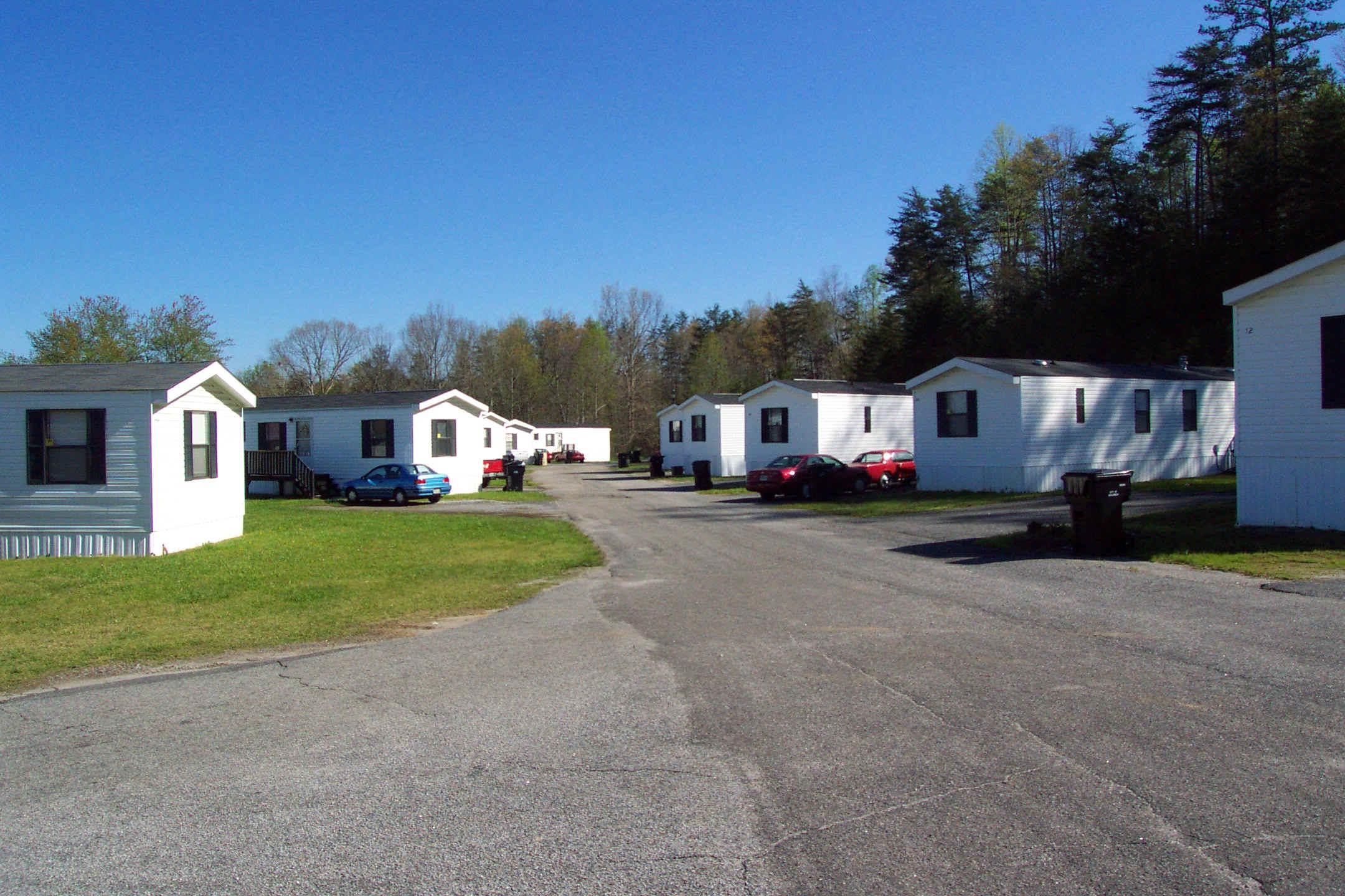 Laural Heights Mobile Home Park Bytes