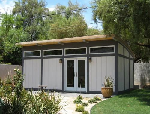 Learn More Cabin Fever Green Prefab Kits