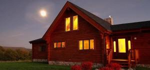 Leed Alta Log Homes