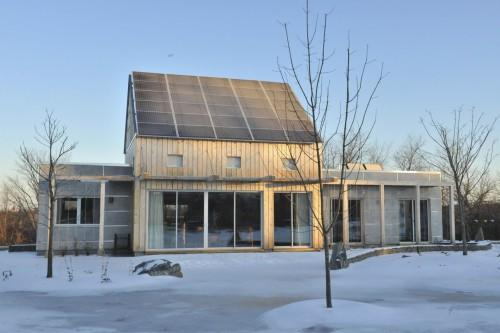 Leed Platinum Manufactured Home