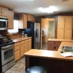 Legacy Homes Comes Standard Base Kitchen Package There