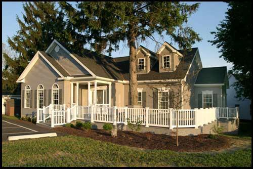 Legacy Series Anniversary Contemporary Modular Home Plan