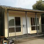 Light Steel Structure Modular Homes Prefabricated House