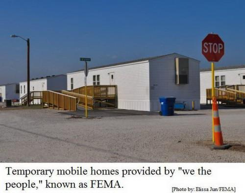 Living Fema Homes Commercial Mobile Home Parks