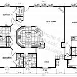 Lock Into Standardized Triple Wide Manufactured Home Floor Plans