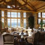 Lodge Style Decorating February Home Decor Log Cabin