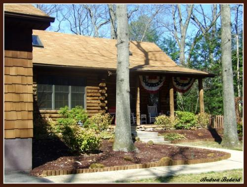 Log Cabin Anne Arundel County Sale