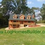 Log Cabin Cheap Home Kit