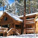 Log Cabin Dream Home