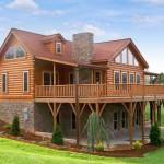 Log Cabin Floor Plans Home