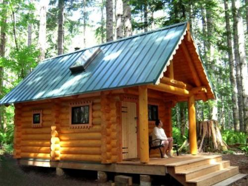Log Cabin Homes Kits
