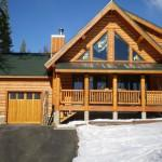 Log Cabin Homes Luxury Home Designs Roof Detail