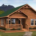 Log Cabin Manufactured Homes