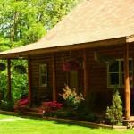 Log Cabin Retreat Available Sale Upstate New York