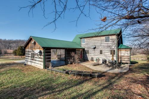 Log Cabin Sale Tennessee