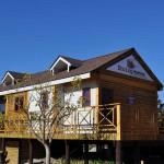 Log Cabin Solid Constructed Houses Buy Prefaricated