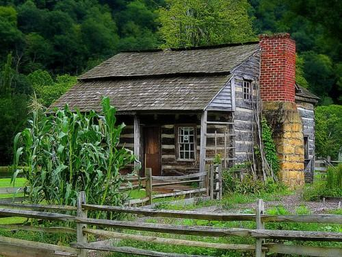 Log Cabin West Virginia