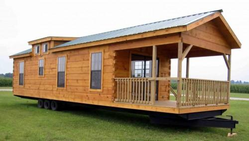 Log Cabins Assembly Required