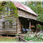 Log Cabins Brown County